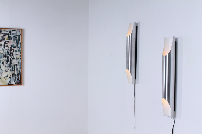 raak-fugue-wall-lighting-lights-pair-big-large-xl-edition by-1970-design-maija-liisa-komulainen-design-holland-amsterdam-vintage-pipes-aluminium-4