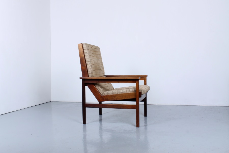 Excellent Rob Parry Lotus Chair Teak Gelderland 1960S Dutch Design Pdpeps Interior Chair Design Pdpepsorg