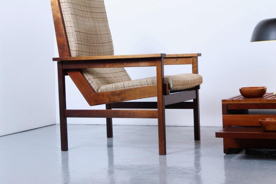 Amazing Rob Parry Lotus Chair Teak Gelderland 1960S Dutch Design Pdpeps Interior Chair Design Pdpepsorg
