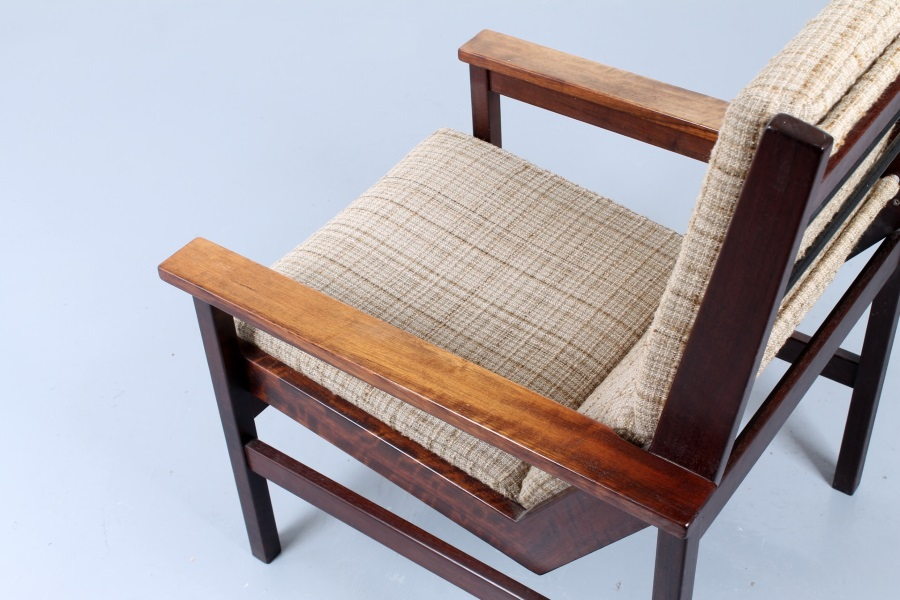 Enjoyable Rob Parry Lotus Chair Teak Gelderland 1960S Dutch Design Pdpeps Interior Chair Design Pdpepsorg