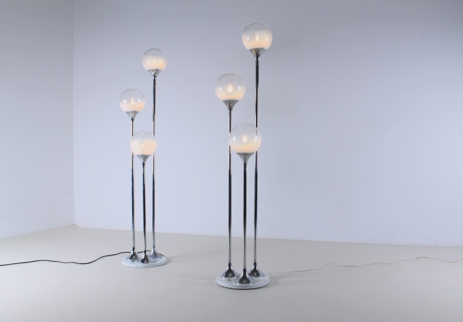 targetti-sankey-chrome-plated-glamorous-italy-glass-murano-globes-floor-light-3-bulbs-fifties-vintage-lighting-stems-floral-4