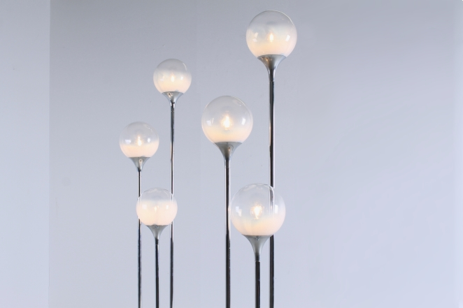 targetti-sankey-chrome-plated-glamorous-italy-glass-murano-globes-floor-light-3-bulbs-fifties-vintage-lighting-stems-floral-5