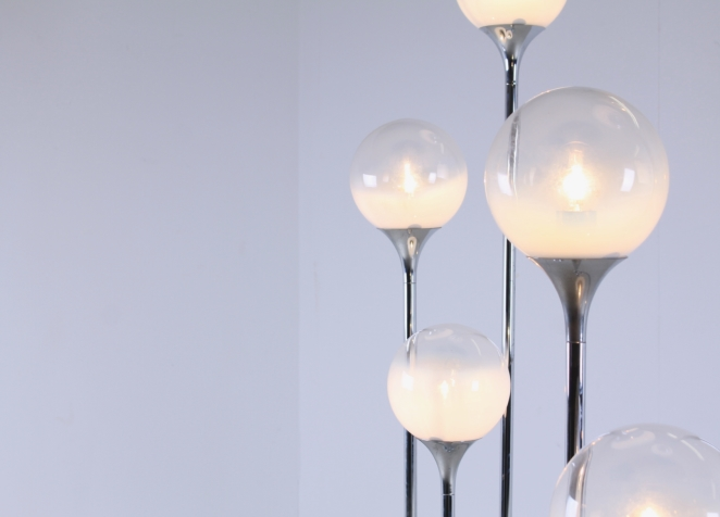 targetti-sankey-chrome-plated-glamorous-italy-glass-murano-globes-floor-light-3-bulbs-fifties-vintage-lighting-stems-floral-6