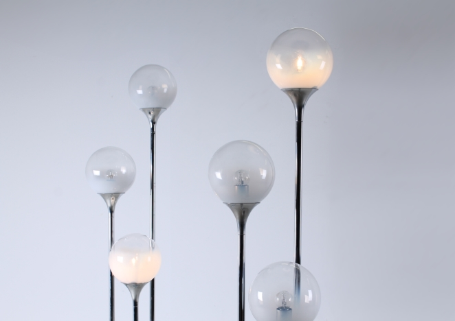 targetti-sankey-chrome-plated-glamorous-italy-glass-murano-globes-floor-light-3-bulbs-fifties-vintage-lighting-stems-floral-8