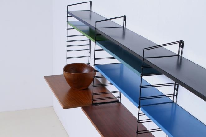 tomado-blue-black-teak-modular-system-rare-parts-industrial-cabinet-writing-desk-bureel-desk-shelve-metal-furniture-dutch-design-midcentury-1