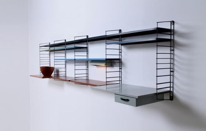 tomado-blue-black-teak-modular-system-rare-parts-industrial-cabinet-writing-desk-bureel-desk-shelve-metal-furniture-dutch-design-midcentury-2