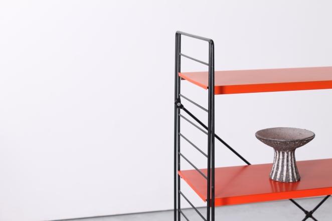 tomado-floor-unit-vintage-orange-metal-rack-bookshelfs-floor-stand-wire-wiring-retro-shelving-modular-system-room-divider-boekenrek-5