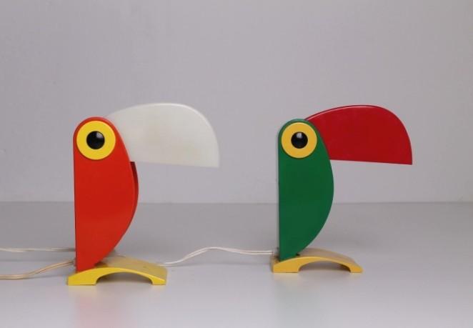 toucan-tucan-parrot-ferrari-oldtimer-sixties-memphis-vintage-design-italy-italian-1