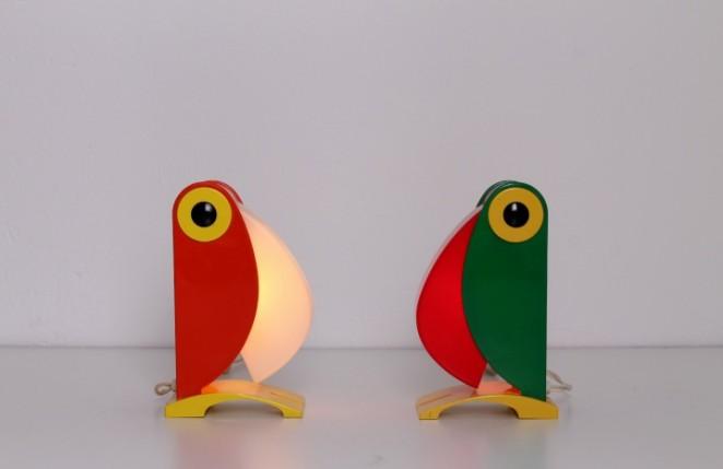 toucan-tucan-parrot-ferrari-oldtimer-sixties-memphis-vintage-design-italy-italian-2