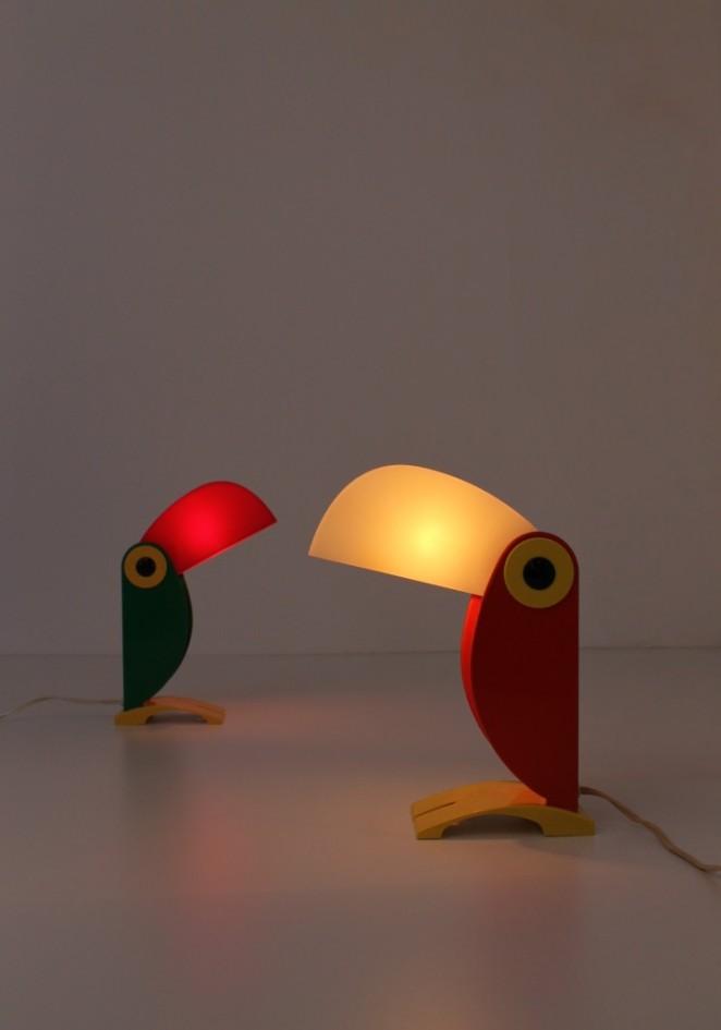 toucan-tucan-parrot-ferrari-oldtimer-sixties-memphis-vintage-design-italy-italian-9