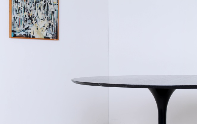tulip-black-dining-table-knoll-attributed-organic-midcentury-design-fifties-round-metal-wood-top-vintage-5
