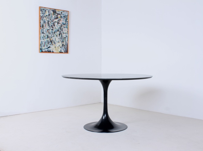 tulip-black-dining-table-knoll-attributed-organic-midcentury-design-fifties-round-metal-wood-top-vintage-6