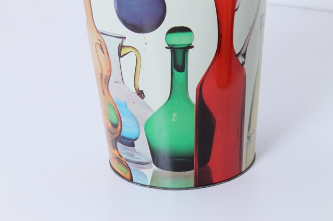 waste-paper-bin-graphics-glasswork-print-photo-seventies-sixties-metal-vintage-2