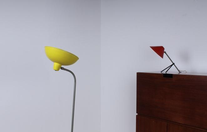 yellow-floor-pinocchio-light-hala-busquet-dutch-design-vintage-fifties-tripod-minimal-5