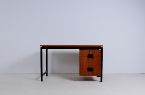 japanese-series-pastoe-desk-small-fifties-furniture-cees-braakman-voorkant