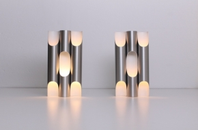 RAAK 'fuga' wall light 1960ies design